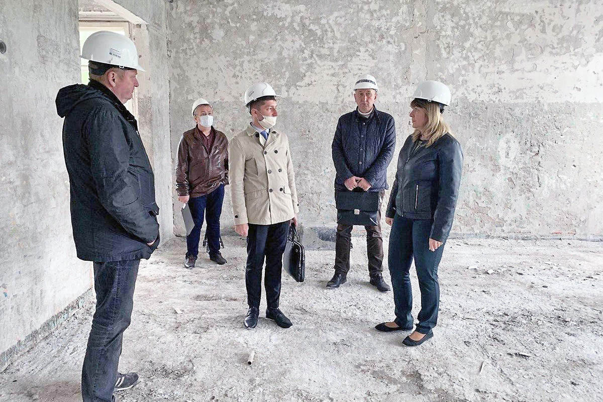 бетон новозавидовский